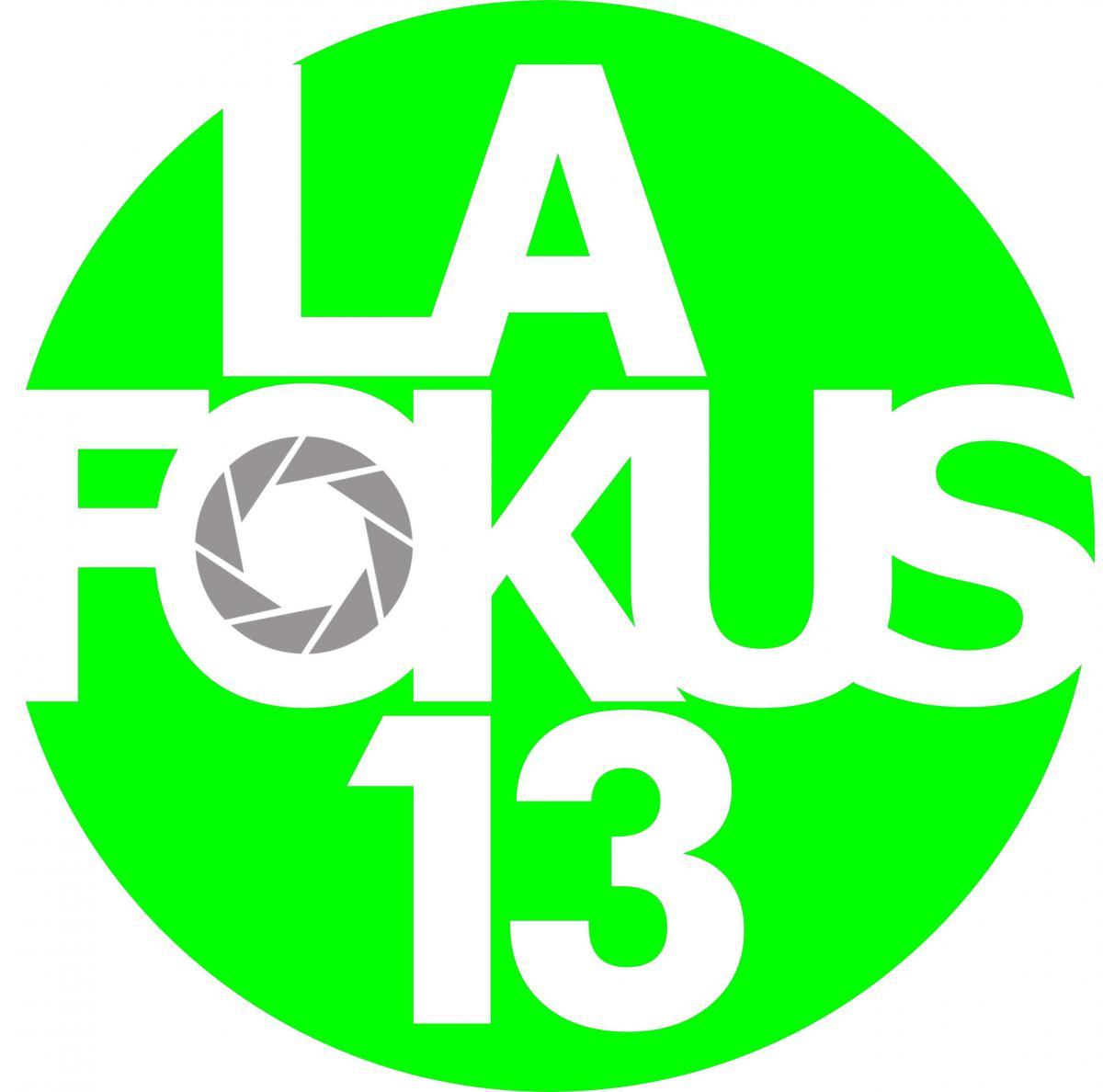 Logo LA FOKUS Gruen