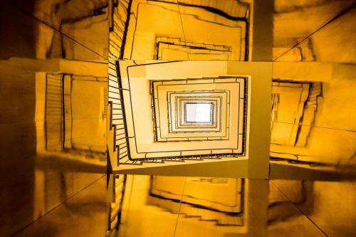 IR-Stairway to heaven