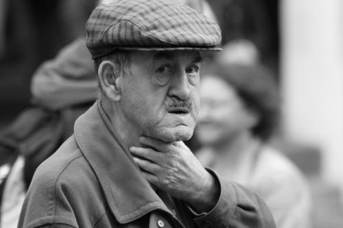 MF- old man