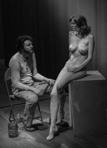 Der Künstler und seine Muse 01