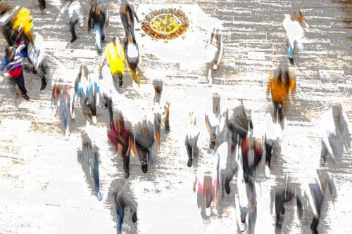 Erntedank-Mandala