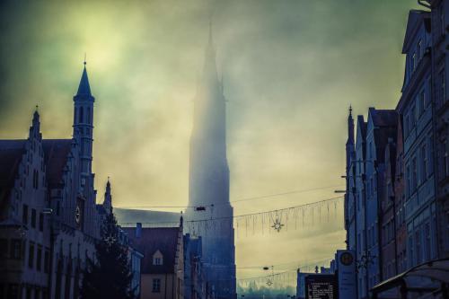 Fog in LA