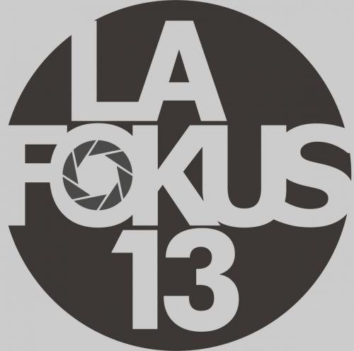 Logo LA FOKUS 13 -Viereck